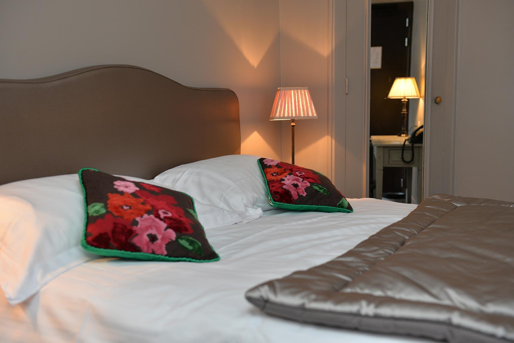 Hotel d'Europe et d'Angleterre à Mâcon, Bourgogne du Sud - La Chambre standard
