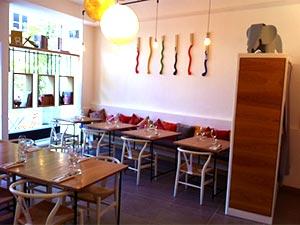 Ma table en ville, restaurant à Mâcon