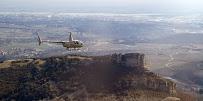 Vol panoramique en hélicoptère. HéliTravaux