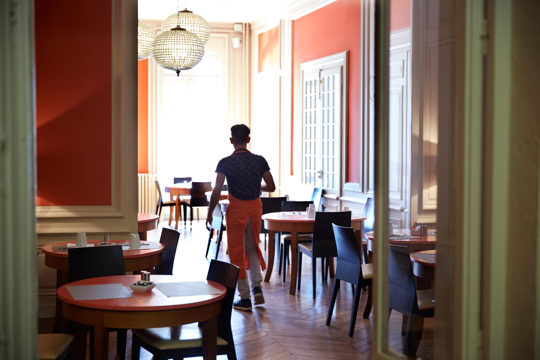 Best Western Hôtel d'Europe et d'Angleterre Mâcon Petit Déjeuner